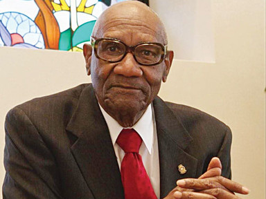Congratulations to Legend Lloyd C. Allen on His 100th Birthday Celebration
