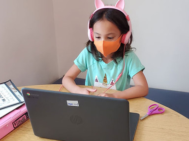 Distance Learning Program at the Santa Monica YMCA Helps Children's Social and Emotional Resilience