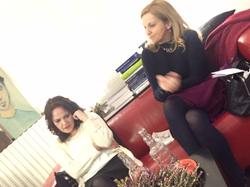 """Con Cinzia Bigliosi, """"il divano rosso"""" di Pagina Dodici, 17 gennaio 2020"""
