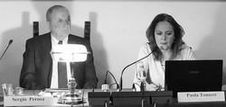 With Sergio Perosa: Governesses and Passion, and3rd April 2017, Società Letteraria, Verona