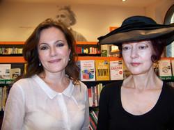 PatriziaValduga and PaolaTonussi June 2015