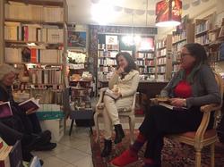 Con Raffaella Musicò, Libreria Virgina & Co, 31 gennaio 2020, Monza