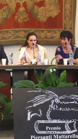 Premio letterario giornalistico Piersanti Mattarella, 26th November 2016, Rome