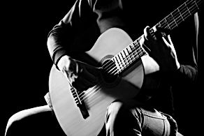 Acoustic guitar music instrument classic