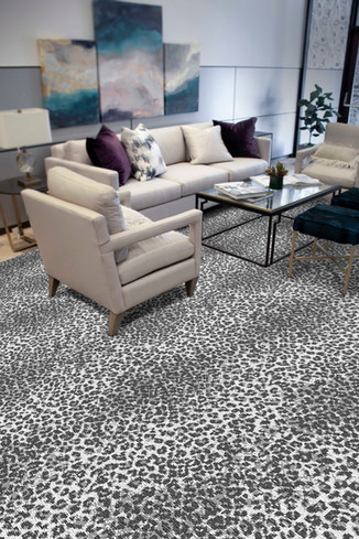 Cheetah-Seal Grey