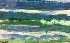 SCary_Emerald Ocean_5%22X7%22_watercolor