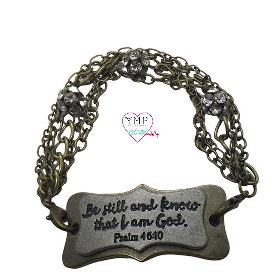 Psalm 46 Bracelet