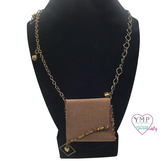 Mini Pouch Necklace
