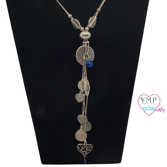 Multi-Dangle Necklace