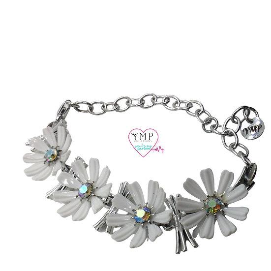 Four Daisy Bracelet
