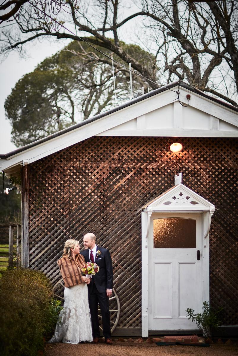 Paula + Dan // Ravenswood Estate