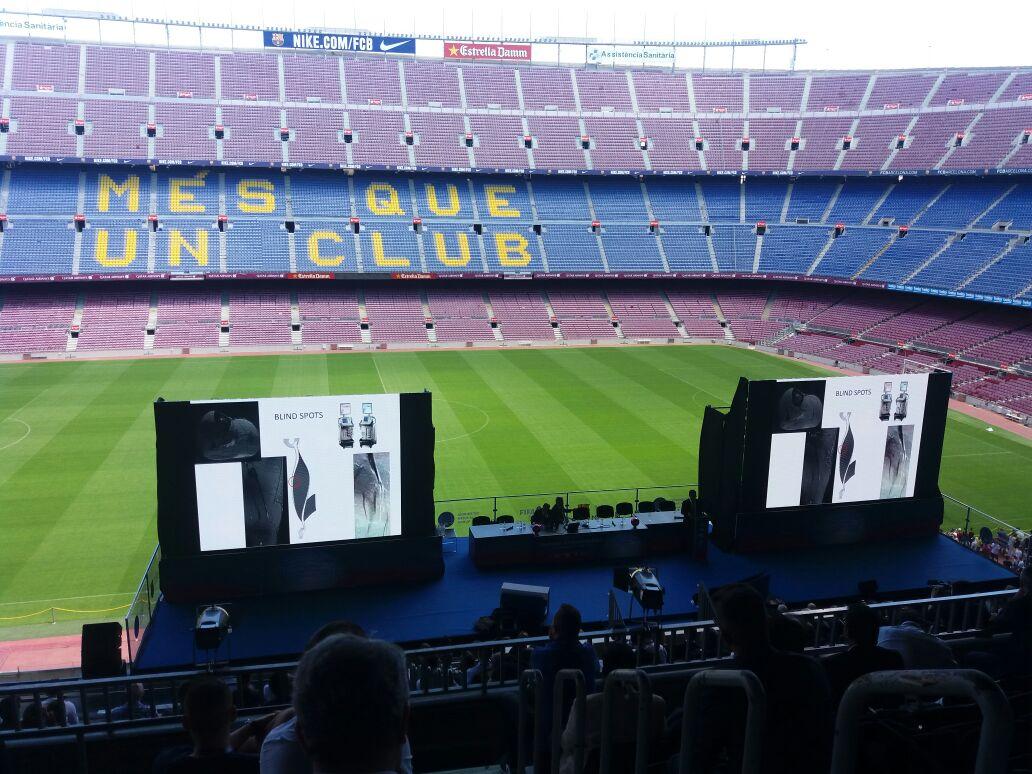 Camp Nou- Barcelona