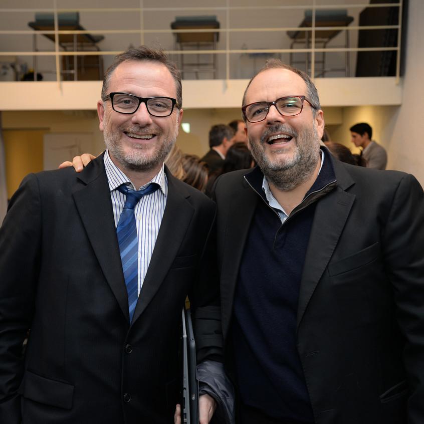 Bruno Gili y Martin Guerra