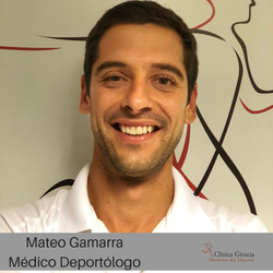 Dr. Mateo Gamarra