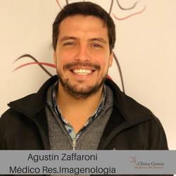 Dr. Agustín Zaffaroni