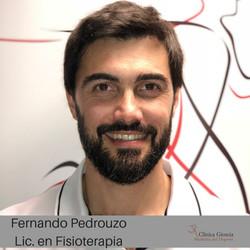 Lic. Fernando Pedrouzo