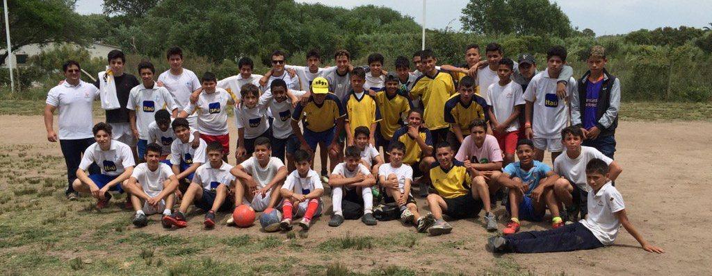 Fútbol con @CEdProvidencia