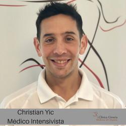 Dr. Christian Yic