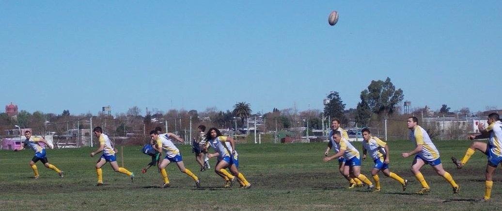 Equipo de Rugby @liceojubilar