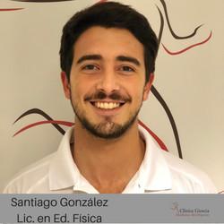 Lic. Santiago González