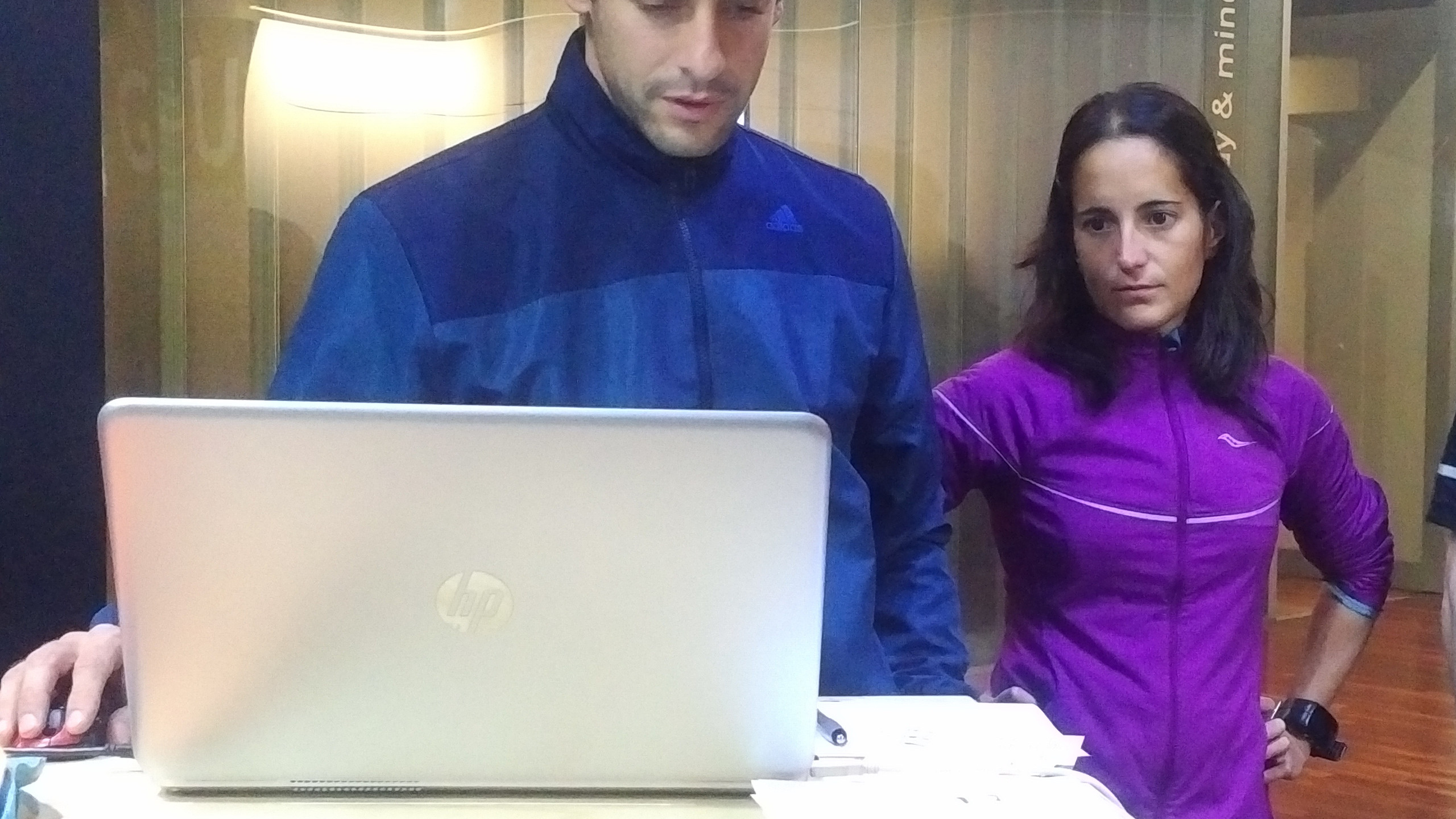 Dr. Gamarra y Dra. Del Puerto
