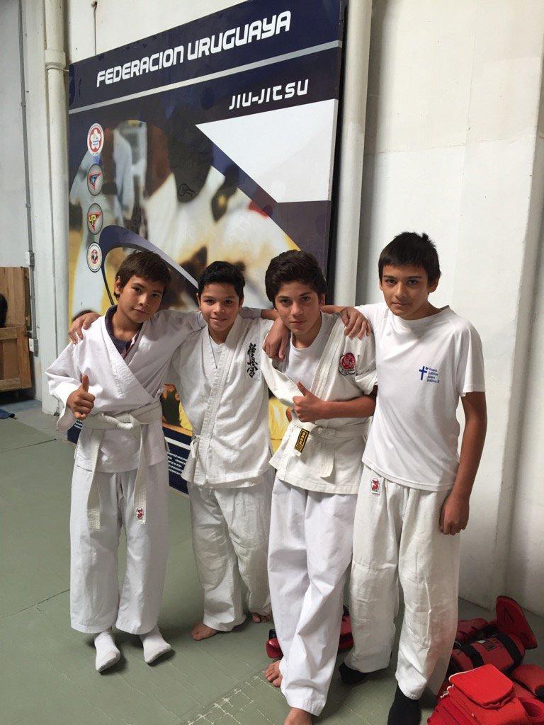 Competencia Jiu Jitsu - Dojo Actitud