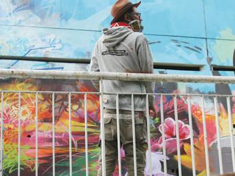RETOUR EN IMAGES SUR TRUBLYON, LE FESTIVAL GRAFF'