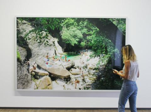 EXPO : LES VACANCES EN PHOTOGRAPHIES CONTEMPORAINES