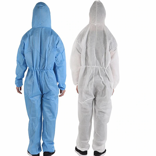 Anti Virus Protection Safety Jumpsuit Disposable
