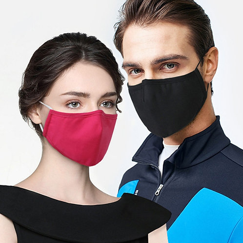 KN95 Filter Cloth Mouth Mask Unisex Washable