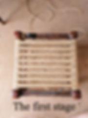 seagrass stool, renovation, st james restoration