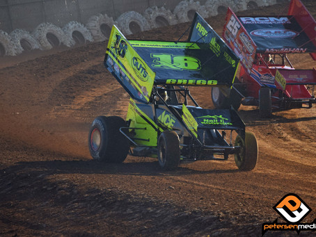 Tough Going at Nor*Cal Posse Shootout for Andy Gregg