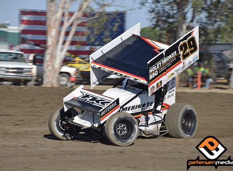 Willie Croft Racks Another Top-10 in Hanford, CA