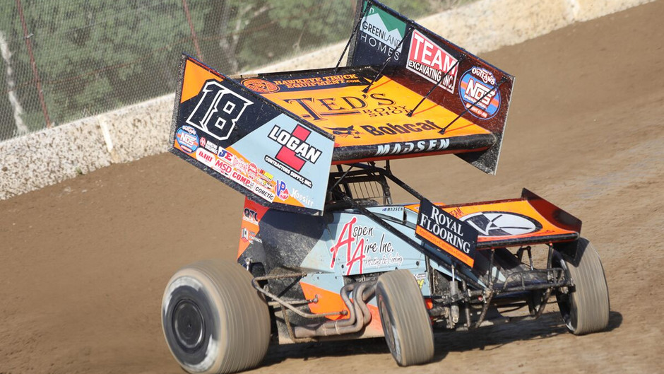 Ian Madsen and KCP Racing Eye Knoxville Doubleheader Weekend