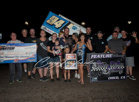 Kyle Hirst and THE Score First Win of 2019 at David Tarter Memorial