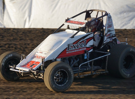 Austin Liggett Pulls Positives Out of Tough Weekend at Oval Nationals