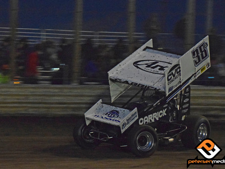 Blake Carrick Bags Two ASCS National Tour Top-10's