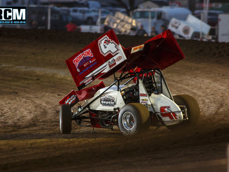 Bubba DeCaires Closes Rookie Campaign out During Fall Nationals with Dale Miller Motorsports