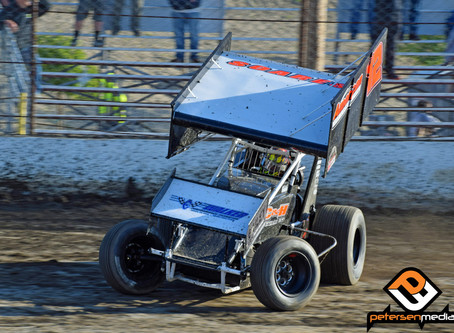 Late Race Contact Relegates Soares to 13th in Watsonville, CA