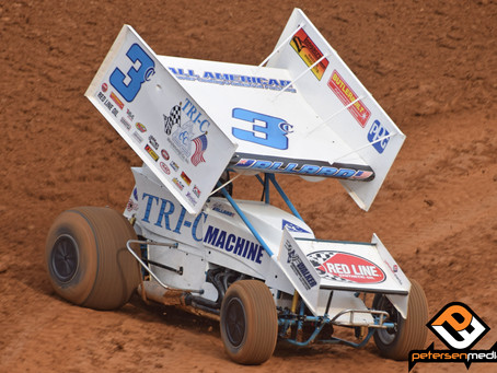 Allard Puts On A Show In Placerville, CA