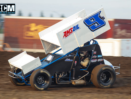 Lamar Lands in Silver Dollar Speedway Top-Five Before Wild Wreck at Placerville on Saturday