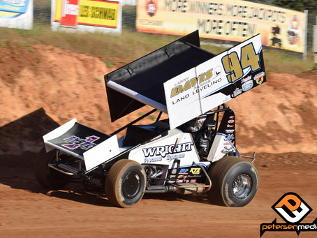 Tough Night for Tiner at Placerville Speedway