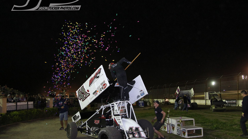 Gio Scelzi Leads Way with KSE Racing Products After Lucrative Sweep in California