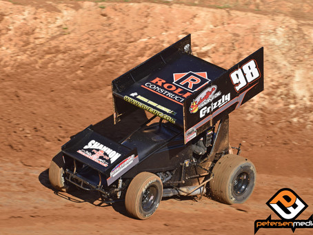 Sean Watts Back in Action at Placerville Speedway