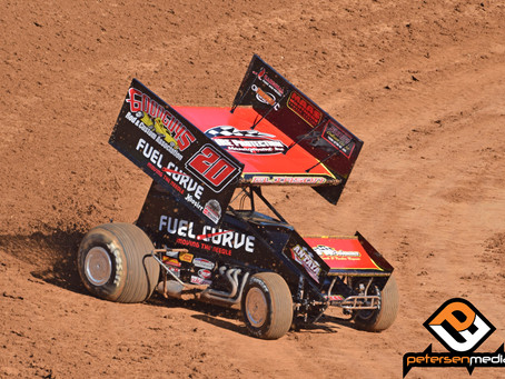 Cory Eliason Seventh at Placerville Speedway