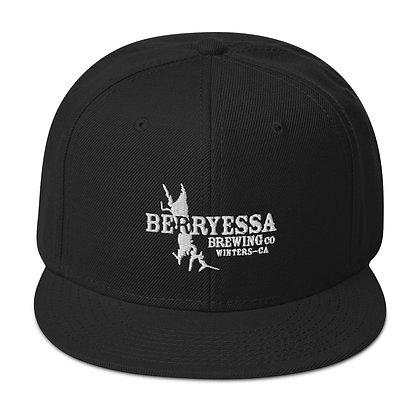 Berryessa Lake Snapback Hat