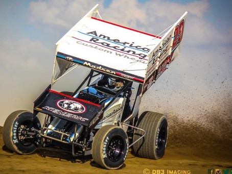 Two More Top Five's For Madsen
