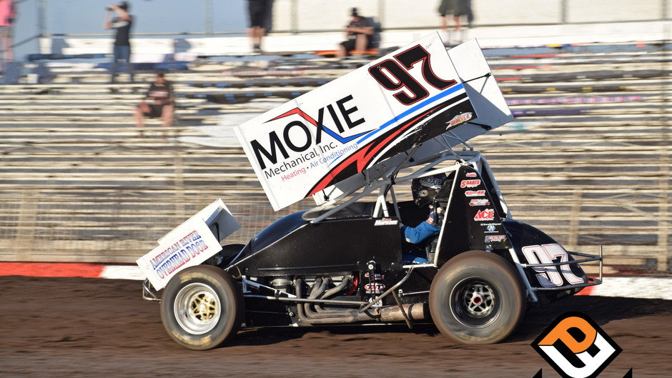 Shane Hopkins Looks To Clinch Rookie of the Year and 3rd In Standings During Saturday's Placerville