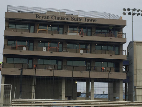 Bryan Clauson Suite Tower Grand Opening Ceremony Set to Stream on TheCushion.com FOR FREE April 11th