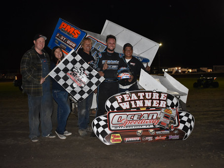 Koen Shaw Cashes In To Score First Ocean Sprints pres. by Taco Bravo Feature Event Win